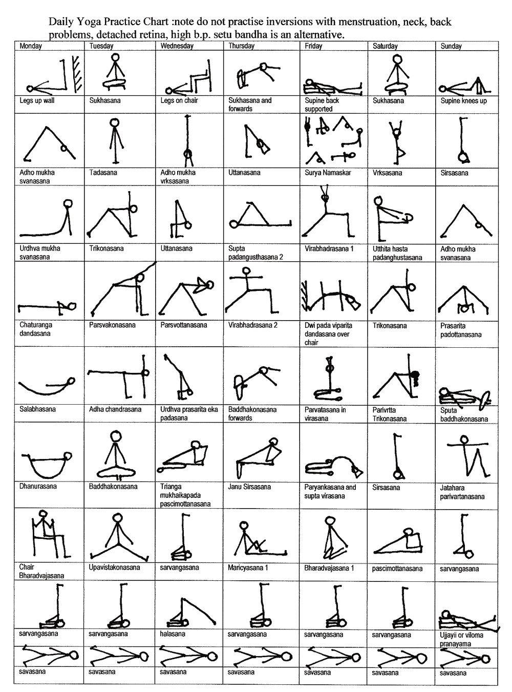 Chair yoga sequence free - Printable Chair Yoga Poses